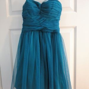 Delia's Turquoise dress size 7-8